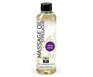Massageöl Stimulation Ylang Ylang