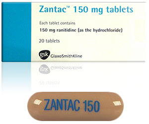 Zantac 150 mg Tabletten