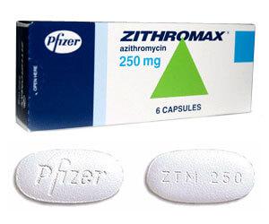 Bei der Anwendung von Zithromax traten bisher folgende Nebenwirkungen auf