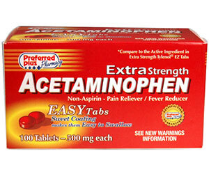 acetaminofen comprar