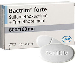 bactrim forte
