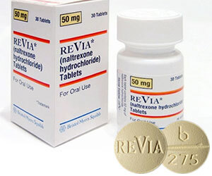 Revia Naltrexone